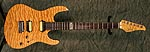 Suhr 2009 LE Modern Carve Top **SOLD**