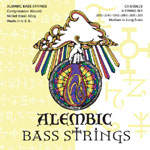 Alembic CX3-30LCB Strings (30-128, Long)