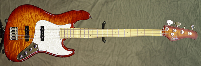 Suhr Classic J (Honey Burst) **SOLD**