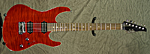 Suhr M7 (Trans Red) **SOLD**