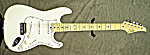Suhr C2 (Olympic White) **SOLD**