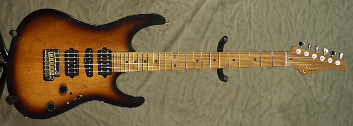 Suhr Guthrie Govan Antique Modern **SOLD**