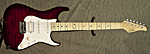 Suhr S4 (Chili Pepper Red burst) **SOLD**
