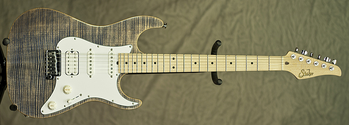 Suhr S4 (Trans Denim Blue) **SOLD**