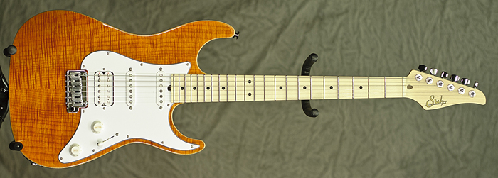 Suhr S4 (Trans Orange) **SOLD**