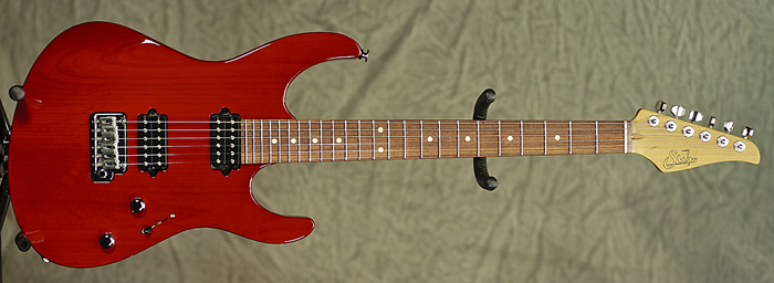 Suhr Modern (Trans Red) **SOLD**