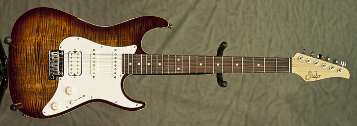Suhr S3 (Bengal Burst) **SOLD**