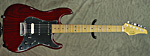 Suhr Classic (Trans Red) **SOLD**