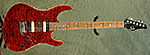 Suhr Modern (Trans Red Wine) **SOLD**