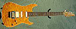 Suhr Standard (Trans Amber) **SOLD**