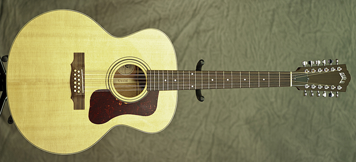 Guild F-212XL Standard (Natural)