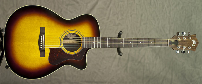 Guild F-30RCE Standard (Antique Burst) **SOLD**