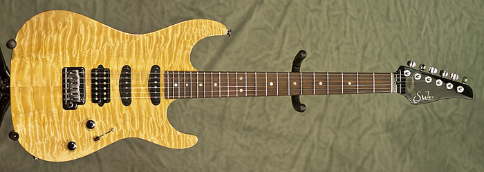 Suhr Standard (Natural) **SOLD**