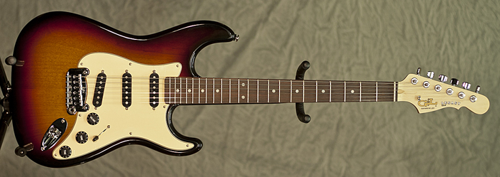 G&L Legacy (3TSB) **NEW, OLD STOCK**