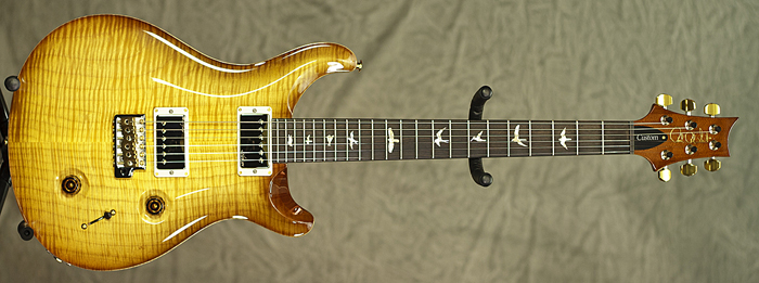 PRS Custom 22 (Livingston Lemon)