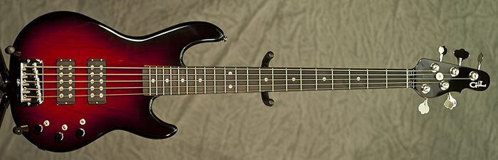 Electric Bass (G&L) **SOLD**
