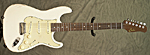 Suhr Classic Antique (Oly White) **SOLD**