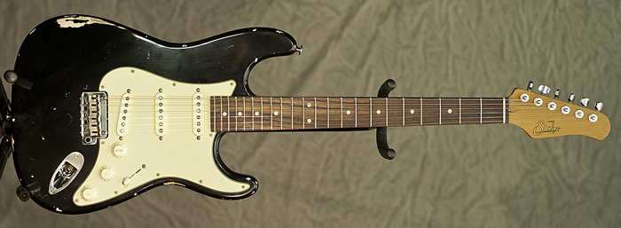 Suhr Classic Antique (Black) **SOLD**