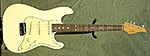 Suhr Classic (Oly White) **SOLD**