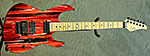 Suhr Modern (Red Drip Caster) **SOLD**