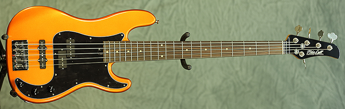 Lull PJ5 (Candy Apple Orange) **SOLD**