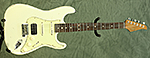 Suhr Classic Antique (Olympic White) **SOLD**