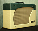 Carr Impala 112 Combo (Green/Cream) **NEW, OLD STOCK**