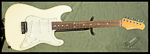 Suhr Classic SSCII (Vintage White) **SOLD**