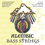 Alembic CX3-40L Strings (40-100, Long)