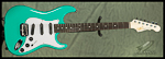 G&L Legacy Special (Empress, Belair Green) **SOLD**