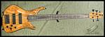 Roscoe LG Custom 5 Fretless (XSQM) **NEW, OLD STOCK**
