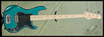 G&L Kiloton (Emerald Blue Metallic)