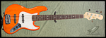 G&L JB-5 (Clear Orange, Empress)