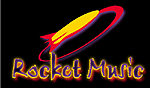 Rocket Music T-Shirt (Short Sleeve)